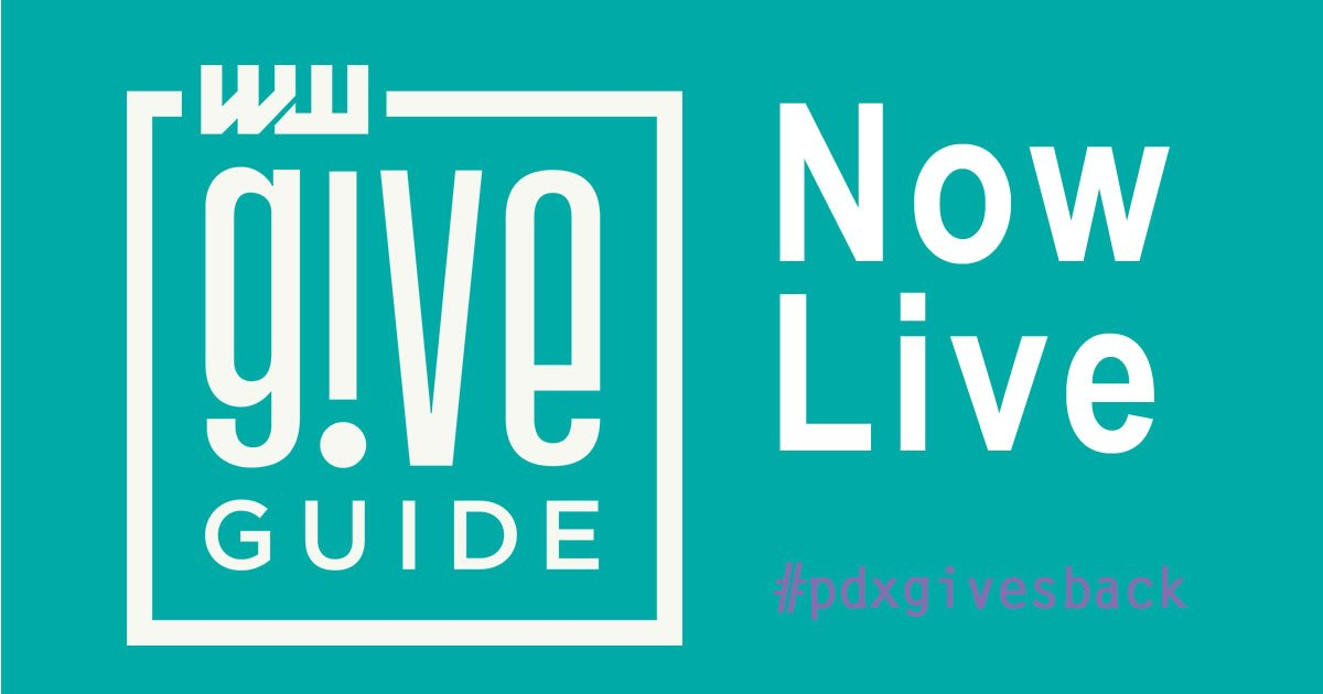 GiveGuide Now Live!